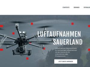 Luftaufnahmen-Sauerland